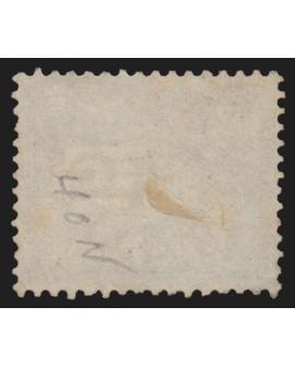 n°90, 15c bleu sur bleuté, oblitéré GC 5104 SHANGHAI Chine - TB