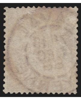 Timbres-Taxe n°26, type Duval 2fr marron, oblitéré càd LAVAL (Mayenne) - TB