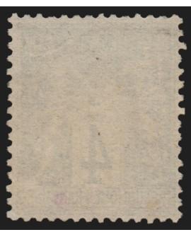 n°63, Sage 4c vert, Type I, neuf (*) sans gomme - TB