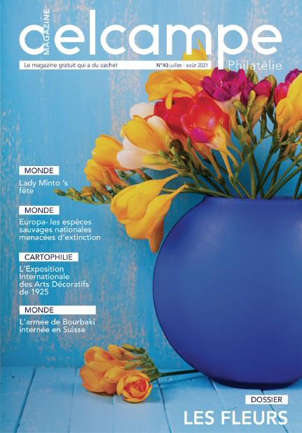 Delcampe Magazine n°40 - Juillet-Août 2021