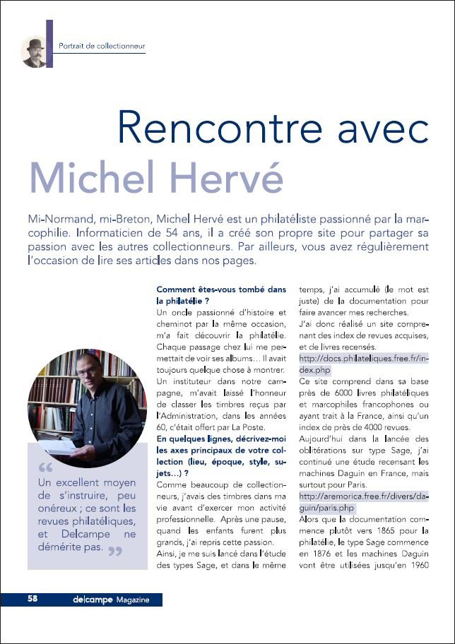Portrait de collectionneur : rencontre avec Michel Hervé